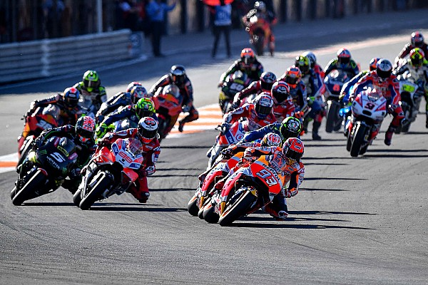 MotoGP Breaking news MotoGP evaluating holding city-centre race