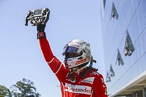 Fórmula 1 Artículo especial ¿Es Vettel el piloto de F1 que mejores carreras ha hecho en 2017?