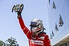 ¿Es Vettel el piloto de F1 que mejores carreras ha hecho en 2017?