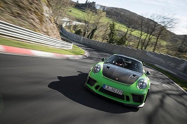 Automotive Nieuws Video: Ronderecord Nordschleife voor nieuwe Porsche 911 GT3 RS