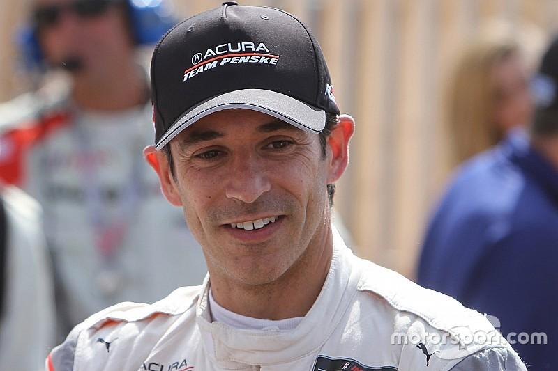 Indy 500: Castroneves öğleden sonranın en hızlısı, Pagenaud 1. günün lideri