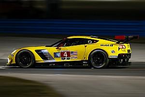 IMSA Breaking news Corvette stars wary of rookie endurance drivers at Rolex 24