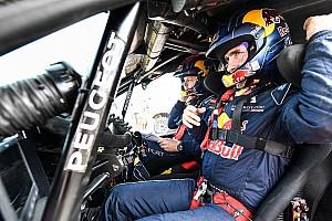 Дакар Новость В Peugeot пожертвовали машиной Депре ради Петеранселя