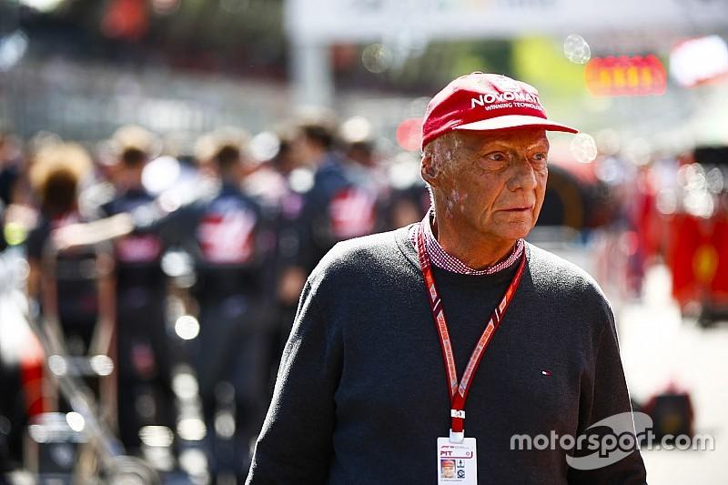 Nach Lungentransplantation: Niki Lauda vor Verlegung in Reha-Klinik