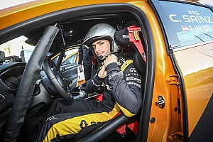 """WRC Son dakika Sainz: Babam beni Monte Carlo hakkında """"100"""" defa uyardı"""