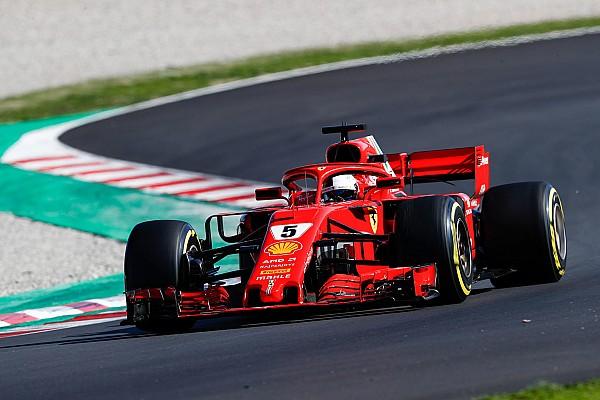 Formula 1 Son dakika Ferrari, 2018 F1 motoruyla 10 beygir gelişti