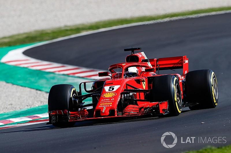 Ferrari met krachtigere motor in 2018