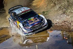 WRC Важливі новини Ож'є: Якби я збив собаку, моєму шлюбу був би кінець