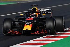 Red Bull se fixe un objectif d'écart avec Mercedes à Melbourne