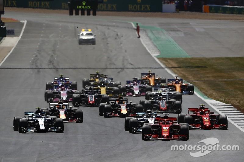 7 perces összefoglaló videó a Brit Nagydíjról: Vettel győzelme