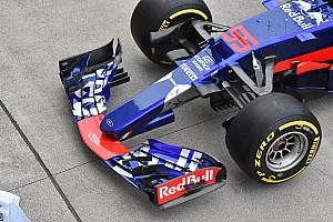 Formel 1 Fotostrecke F1-Technik: Detailfotos der Updates für den GP Japan 2017