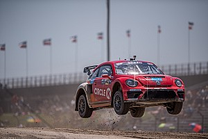 Global Rallycross Race report Scott Speed celebrates third title for Andretti and VW in LA
