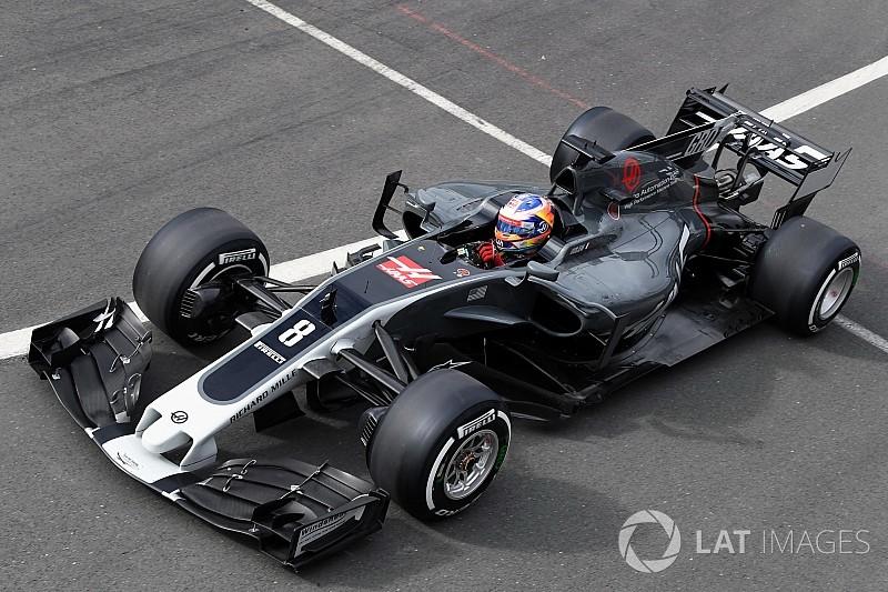 Haas se enfocará en 2018 después de Singapur