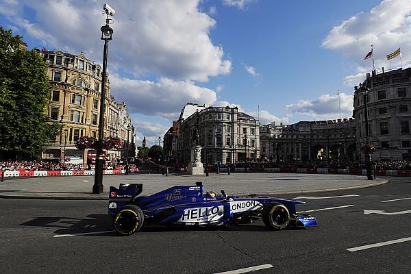 Formule 1 Les F1 2018 pourront être utilisées pour des démonstrations