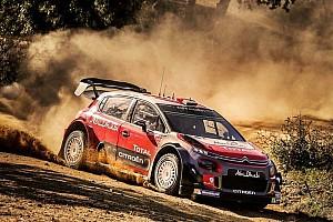 WRC Новость Леб признался, что не знает, чего ждать от своего возвращения в WRC