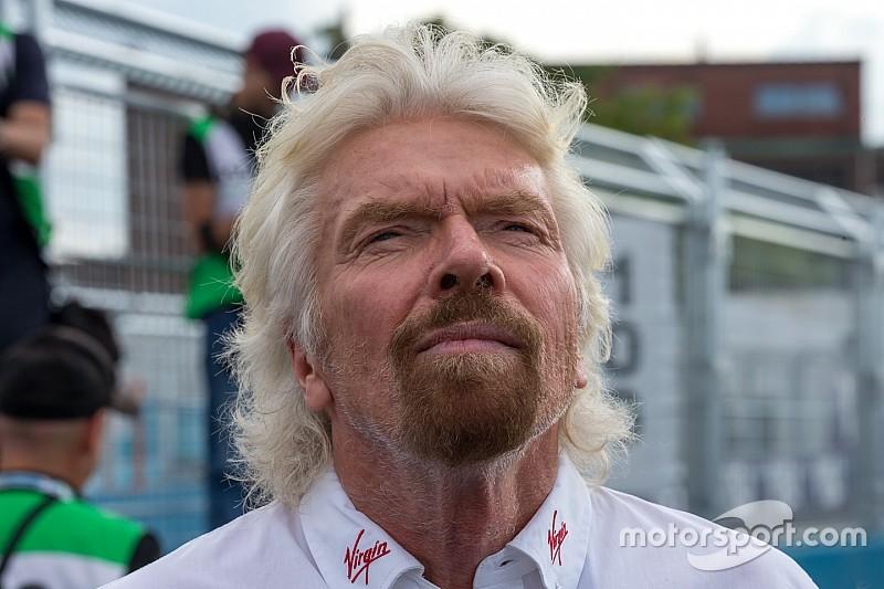 Branson: Formula E, on yıl içinde Formula 1'i geride bırakabilir