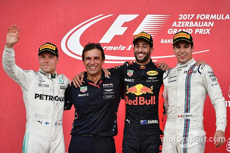 Brawn: F1 midfielders' podium record