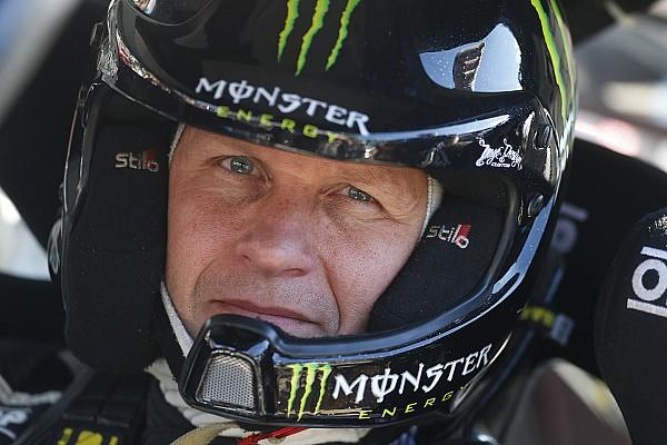 World Rallycross Davantage de blessures qu'annoncé dimanche pour Solberg