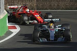 Формула 1 Коментар Тодт порівняв поведінку Феттеля в Баку зі старими