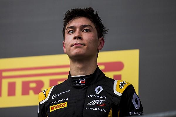 GP3参戦中のエイトケン、ヘレスで初F1走行。2012年マシンでテスト