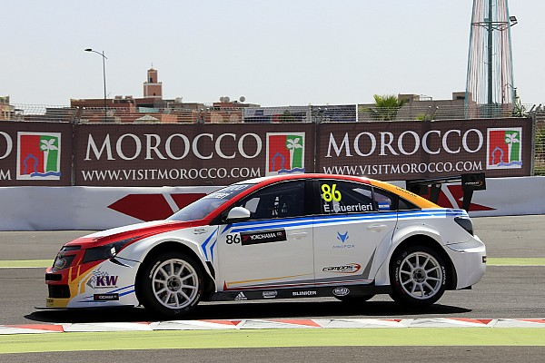 WTCC-Auftakt 2017 in Marrakesh: Debütsieg für Esteban Guerrieri