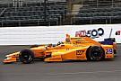 IndyCar A McLaren visszatér az IndyCarba?