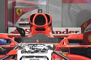 Formule 1 Diaporama Les nouveautés techniques en Malaisie