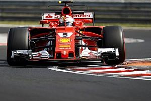 Formula 1 Test raporu Macaristan testi 2.Gün: Sabahın lideri Vettel, Kubica yedinci