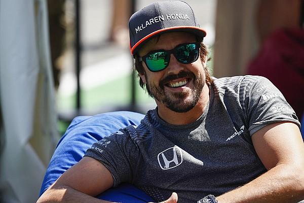 F1 突发新闻 阿隆索不排除下赛季离开F1