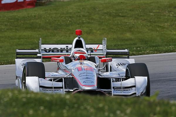 IndyCar у Мід-Огайо: Пауер вирвав поул у Ньюгардена