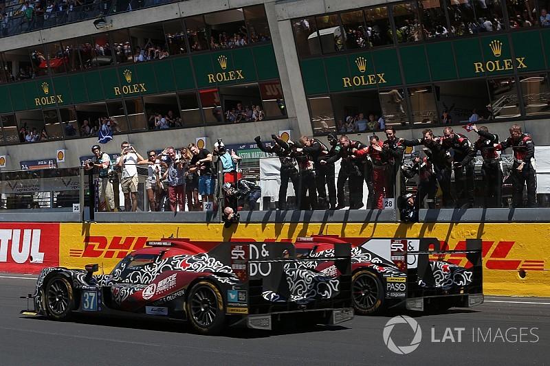 """Tung tweede algemeen in Le Mans: """"Onvoorstelbare dag"""""""
