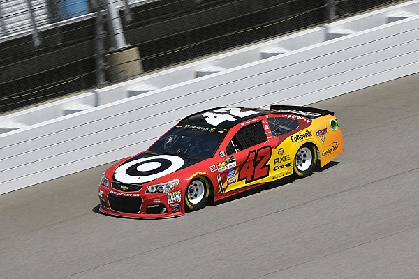 NASCAR Cup NASCAR: Michigan-Pole für Kyle Larson
