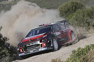 WRC Preview The Citroen C3 WRCs tackle the 'Finnish Grand Prix'