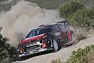 WRC The Citroen C3 WRCs tackle the 'Finnish Grand Prix'