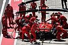 F1 Los mecánicos de Ferrari sólo durmieron una hora... ¡y dio resultado!