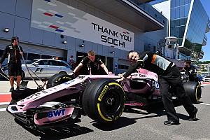 F1 Noticias de última hora Force India confía en mejorar después de sus actualizaciones