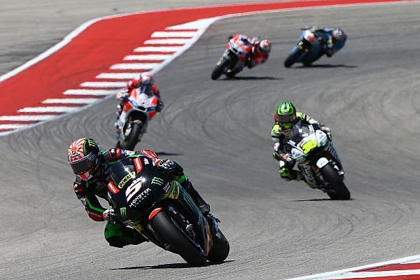 Marquez verdedigt inhaalpoging Zarco op Rossi