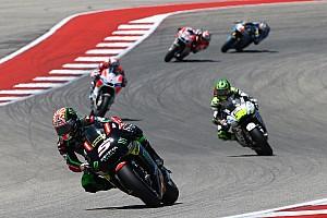 Márquez défend Zarco après sa tentative de dépassement sur Rossi