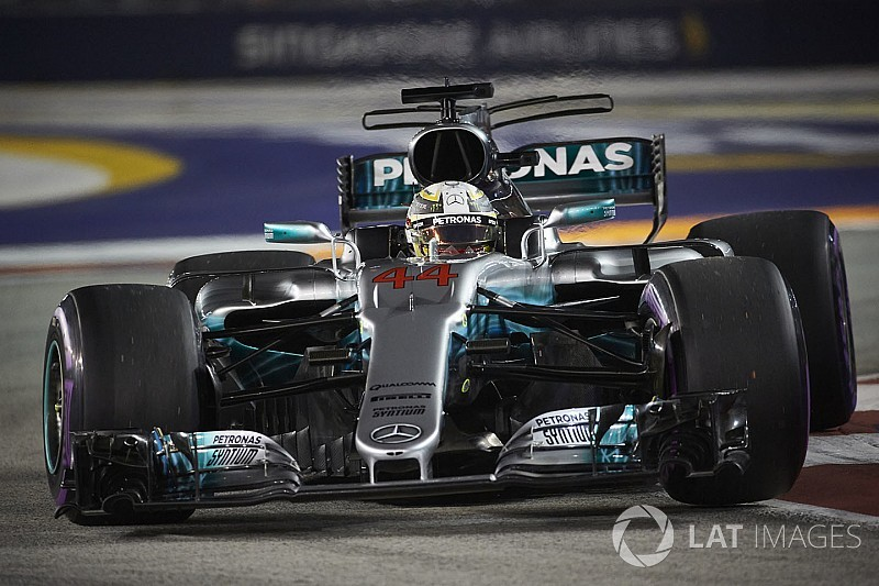 Analysis: F1 season run-in shows Hamilton not in clear yet