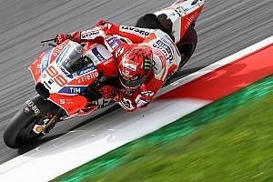 MotoGP Toplijst In beeld: Lorenzo's nieuwe helm genaamd 'Diablo'