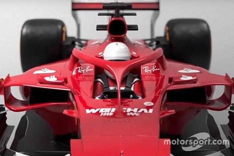 Video: So könnte Halo in der Formel-1-Saison 2018 aussehen
