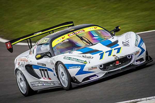 GT Lotus Cup Europe: Sharon Scolari regina a Brands Hatch!