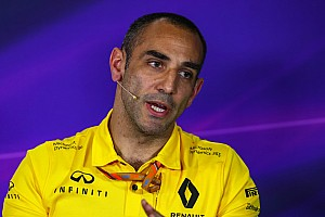 Fórmula 1 Últimas notícias Renault crê em falta de recursos para lutar pelo título