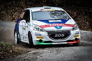 CIR Ultime notizie CIR: Scatta al Rallye Sanremo il Trofeo Peugeot Competition
