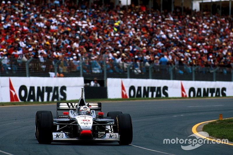 Avustralya GP'de kazananlar ve podyuma çıkanlar