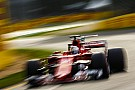 2017 Avustralya GP 3. antrenman: Vettel lider, Stroll kaza yaptı