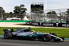 Hamilton sigue dominando en Melbourne