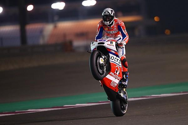 MotoGP Breaking news MotoGP Qatar: Redding pimpin FP2, Vinales terjatuh