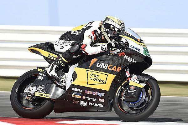 Moto2 Jesko Raffin: