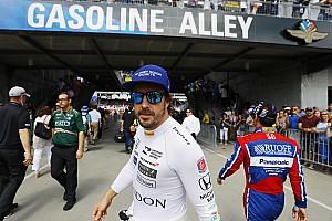 IndyCar Breaking news Alonso: Hijrah ke IndyCar,